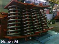 Пружины подвесок трубопроводов опоры пружинные по ОСТ и МВН