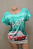 Турецкая брендовая футболка «ELETTI»  , фото 1