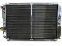 Радиатор водяного охлаждения УАЗ 3160 с кондиционером (алюм-паяный) (производство LUZAR)