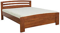 Кровать деревянная Рондо 1600 Мебель-Сервис  /  Ліжко дерев'яне Рондо 1600