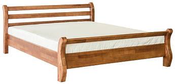 """Кровать деревянная """"Афина"""" 1600 с ламелямиМебель-Сервис"""