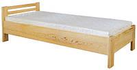 Кровать деревянная 900  Мебель-Сервис/  Ліжко дерев'яне 800