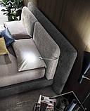 Итальянская мягкая кровать с подсветкой в изголовье Penny фабрика Felis, фото 3