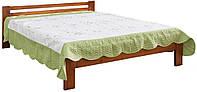 Кровать деревянная 1600 Мебель-Сервис  /  Ліжко дерев'яне 1600