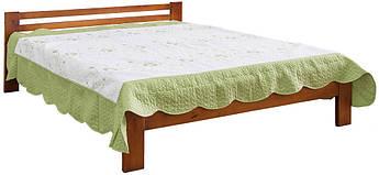 Кровать деревянная 1600 Мебель-Сервис