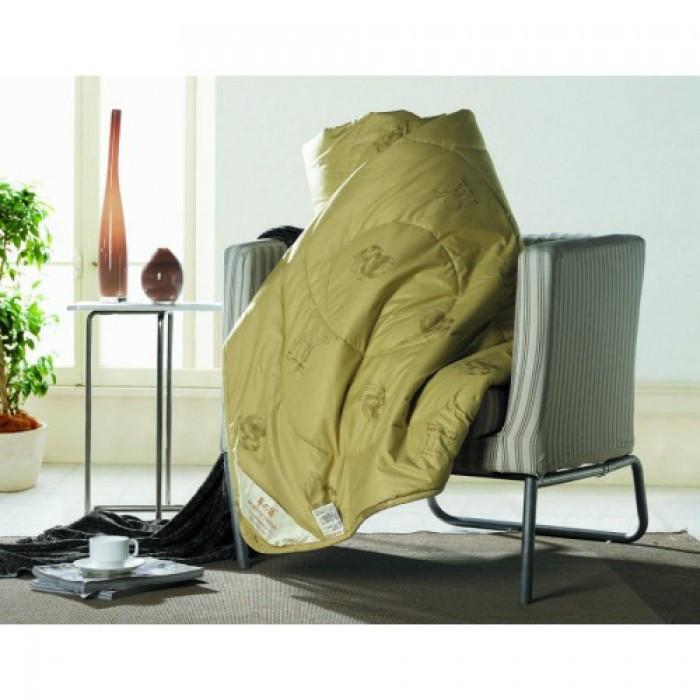 Одеяло Верблюжья шерсть 145х205см Camel Quilt Word of Dream