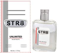 STR8 Unlimited EDT 100 ml  туалетная вода мужская (оригинал подлинник  Греция)