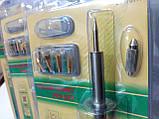 Прилад для випалювання по дереву і шкірі ( паяльник, випалювач ), фото 6