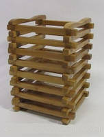 Сушка бамбуковая Dynasty 16025 квадратная