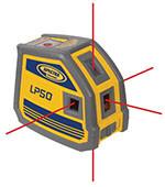Лазерный построитель плоскости Spectra Precision LP50