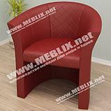 Кресла для кафе и баров ЛИЗЗИ-КЛУБ. Мягкая мебель для кафе, ресторанов, баров., фото 3