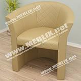 Кресла для кафе и баров ЛИЗЗИ-КЛУБ. Мягкая мебель для кафе, ресторанов, баров., фото 6