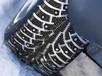 Нужна ли шипованная шина?