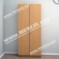 Шкаф для одежды ШО-2 (600*570*1840h)