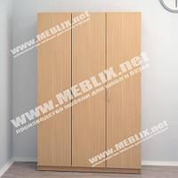 Шкаф офисный для одежды ШО-4 (900*350*1840h), шкафы офисные, шкафы для одежды, офисная мебель