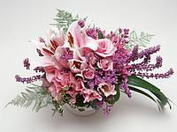 Купить букет свежих цветов