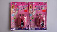 Детский мобильный телефон Барби Happy Mobile Phone музыкальный.Телефон со звуковыми эффектами.Телефон Барби Ha