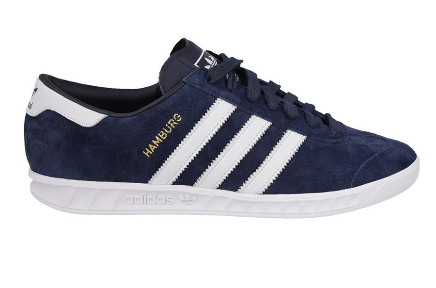 Кроссовки adidas ORIGINALS HAMBURG S74838  продажа 29307acb4f39f