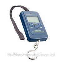 Кантер электронные весы рыбака безмен 40 кг Blue