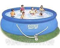 Надувной бассейн Intex 56932 366х91 + насос