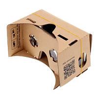 3D очки виртуальная реальность Google Cardboard
