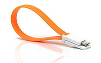 Colorful Portable USB cable 20CM orange 1134900096