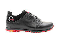 Распродажа  кроссовок Подростковые кожаные Кроссовки Сuddos Black