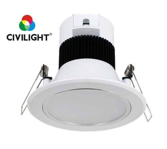 Світильник врізний LED Down Light CCD211 4Вт 4000