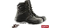 Защитные ботинки кожаные утепленные bcw Rejs