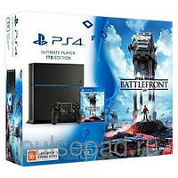 Sony PlayStation 4 (PS4) + Star Wars: Battlefront