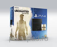 Игровая Приставка Sony PlayStation 4 (PS4) + Uncharted
