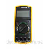 Цифровой профессиональный мультиметр DT-9205A тестер