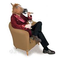 Маска лошади голова коня Новый Год 2016 год лошади
