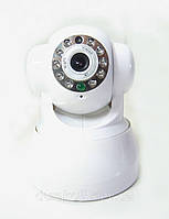 Поворотная IP камера с ИК подсветкой F980А проводная