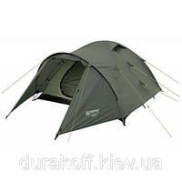 Трехместная палатка Terra Incognita Zeta 3 хаки