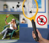 Электрическая мухобойка для насекомых