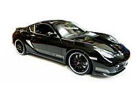 Машинка на радиоуправлении Porsche Cayman R, HQ 200123 Black
