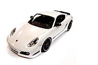 Машинка на радиоуправлении Porsche Cayman R, HQ 200123 White