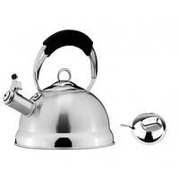 Чайник + сахарница 240мл VINZER GENEVA 2,4л 89019