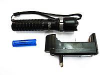 Тактический Фонарик POLICE BL-X8625 1500W с линзой  мини фонарь аккум. зарядное