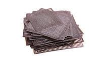 Набор из 64 BGA трафаретов для ремонта ноутбуков