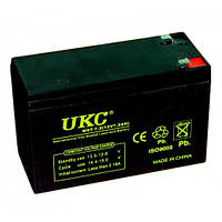 Аккумулятор UKC 12V 7.2Ah WST-7.2 RC201502