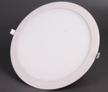 Світлодіодний врізний світильник 18Вт 4000К 1400лм  PD080W18K0  тонка лед панель 7514