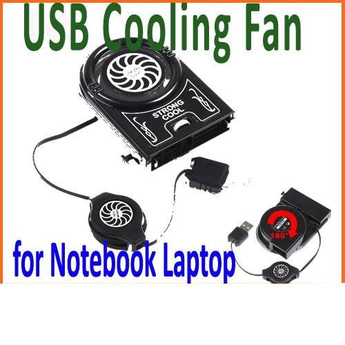 """Боковое охлаждение ноутбука, USB вентилятор кулер - Электроника и бытовая техника от интернет-магазина """"sklep"""" в Львове"""
