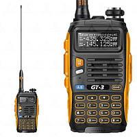 Рация Baofeng GT-3 Mark II 136-174 / 400-520 МГц