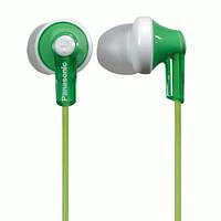 Вакуумные наушники Panasonic RP-HJE118 Green