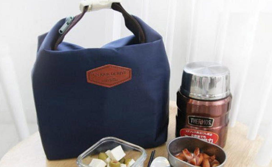 Термосумка для ланча Lunch Bag синяя