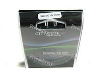 Ультрафиолетовый slim UV-MC фильтр 55мм CITIWIDE