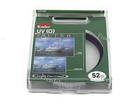 Ультрафиолетовый UV защитный фильтр 52мм Kenko
