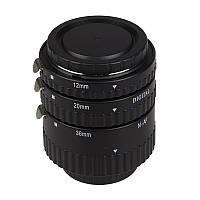 Набор макро колец Meike с автофокусом AF для Nikon
